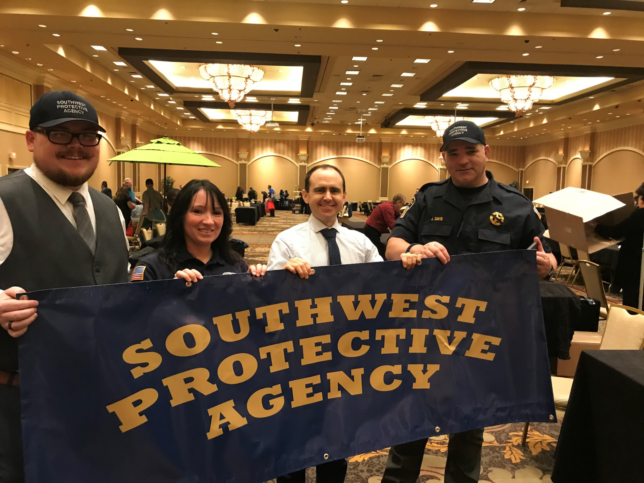 Southwest Protective Trade Show