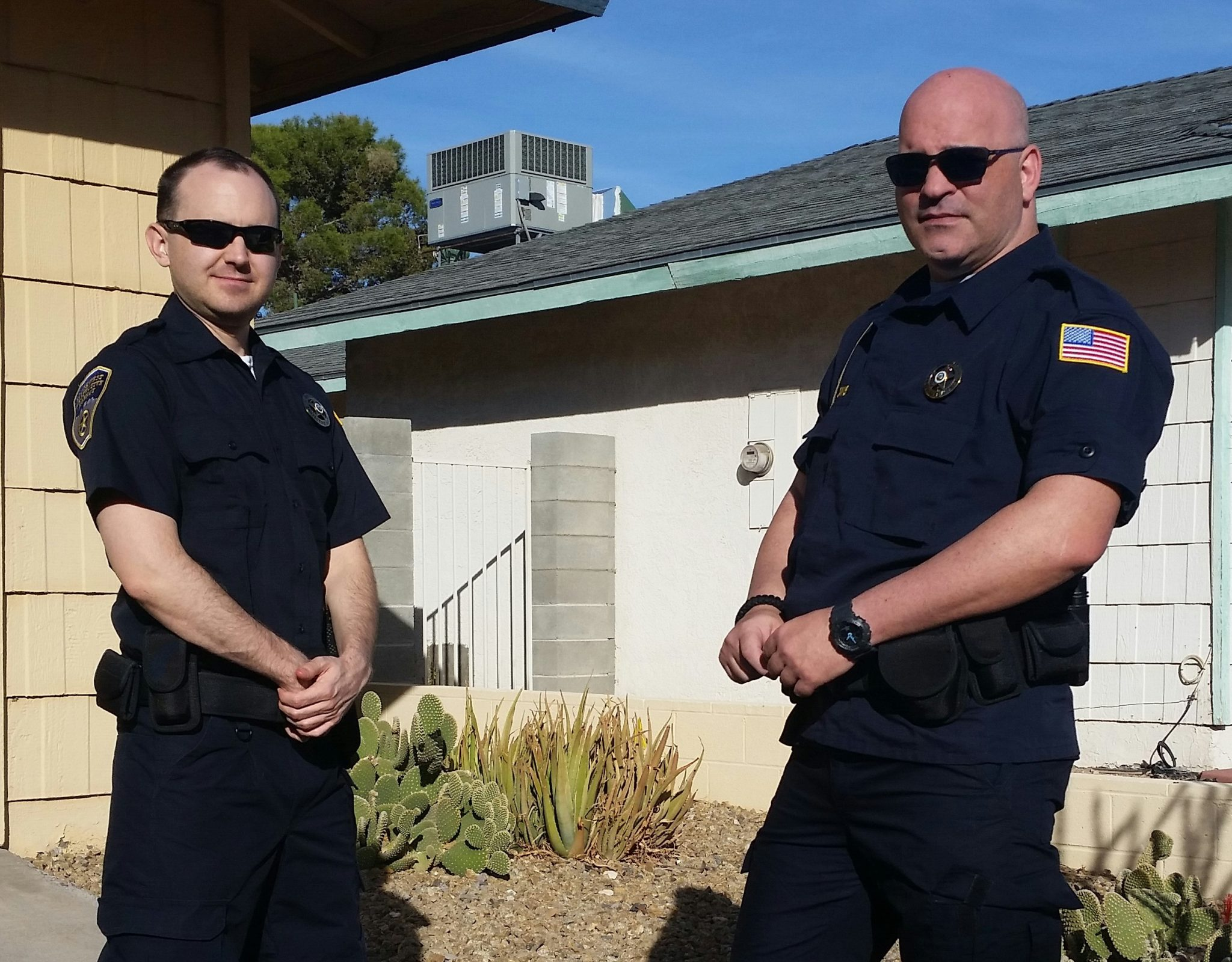 Southwest Protective Officers